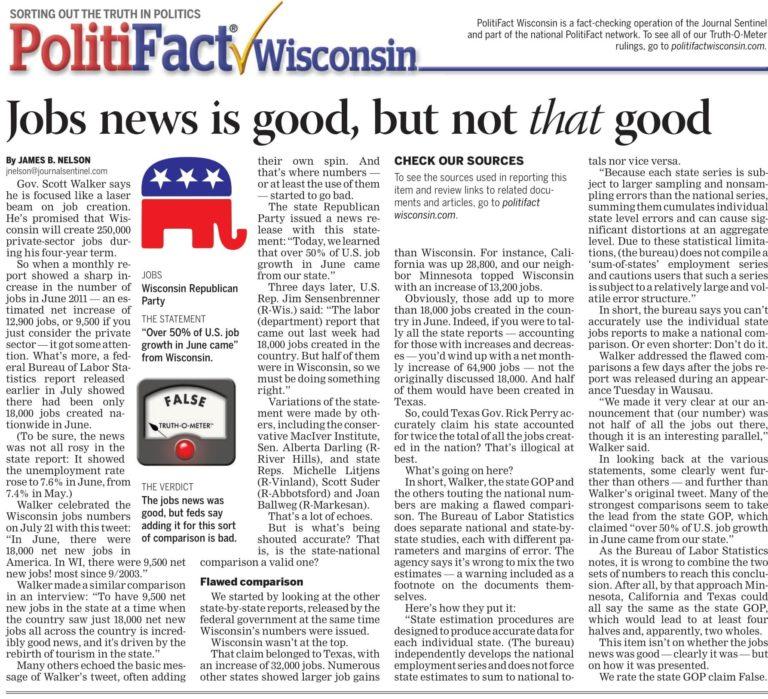 Politifact-journalist-headline-article-about-job-news