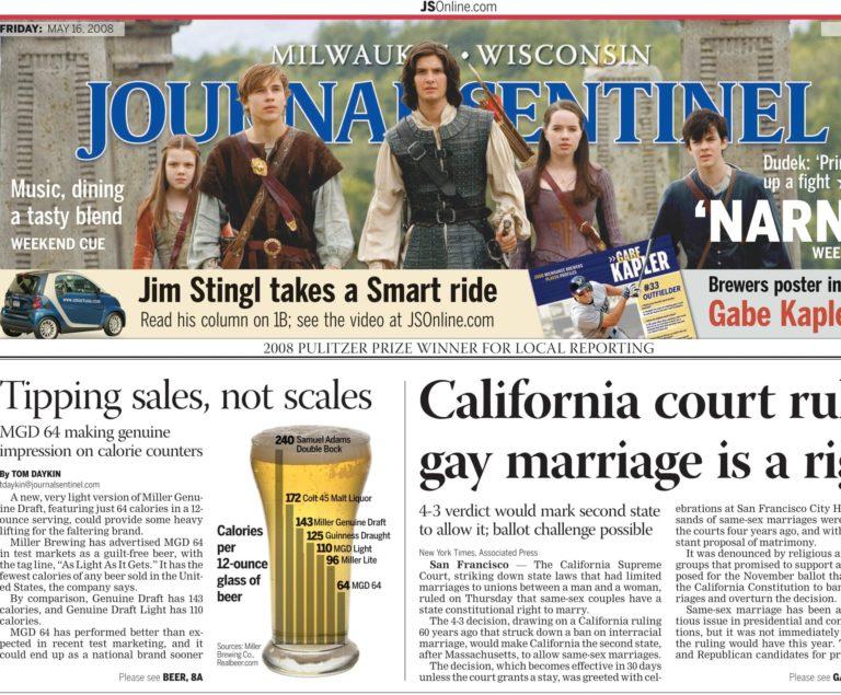 Milwaukee-Journal-sentinel-journalist-headline-article-about-tipping sales